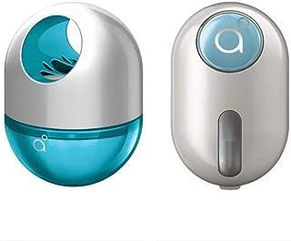 Godrej Aer Twist Cool Surf Blue & AER Click Cool Surf Blue Air Freshener Diffuser, Refill (2 x 27.5 g)