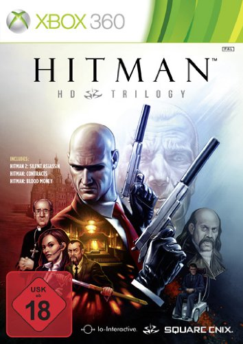 Hitman - HD Trilogy [Importación Alemana]