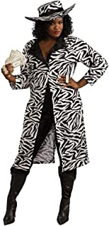 Rubie's Costume Co. Women's Plus Size Madame of The Night Costume