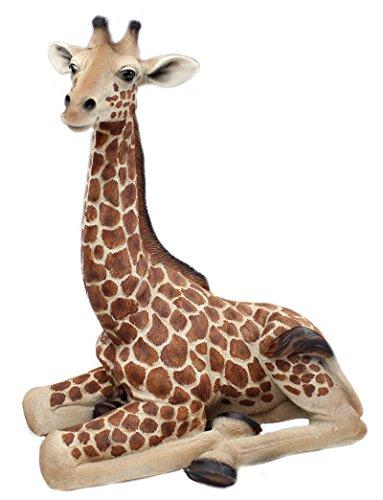 Deko-Figur Giraffe (A) liegend