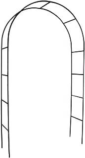 1. GO Steel Garden Arch, 7'8