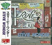 STEVIE WONDER  スティービー・ワンダー