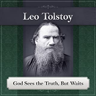 God Sees the Truth, But Waits audiobook cover art