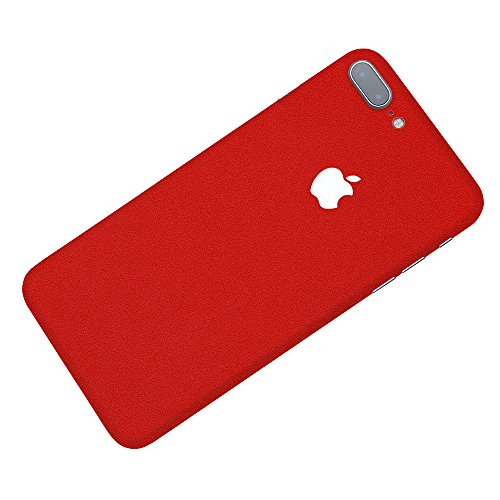 7 Layer Skinz Custom Skin Wrap Compatible with iPhone 8 Plus (Red)