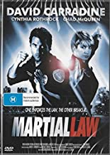 Martial Law [ NON-USA FORMAT, PAL, Reg.0 Import - Australia ]