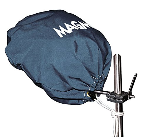 Magma Cover (Captains Navy), Sunbrella (Original Size) and Kettle Grill