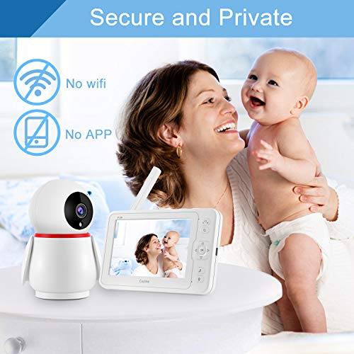 51e9csOrFaL 12 Best Baby Monitors Under $150–$200 Review [Updated 2021]