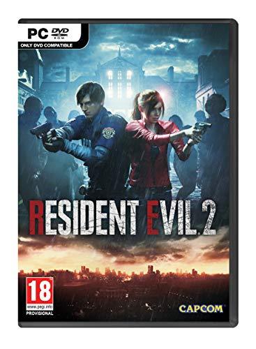 Capcom Resident Evil 2 vídeo - Juego (PC, Acción / Aventura, M (Maduro), Soporte físico)