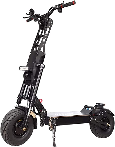 FLJ Scooter K6 Patinete Eléctrico 6000w 13 Pulgadas : Amazon ...