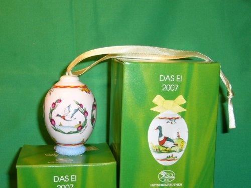 Hutschenreuther - Das Ei 2007 - Porzellanei - Jahresei - NEU - OVP - 1. WAHL