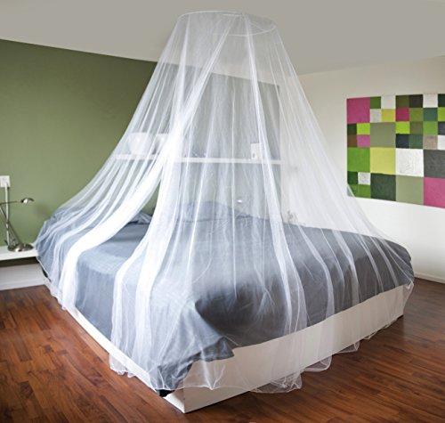 My Planet Mosquitera Grande para Cama, protección contra Insectos de 12Metros, Cobertura Ideal para el hogar o de Vacaciones
