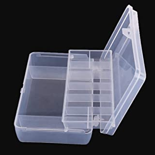 Outgeek Storage Case Double Layer Large Capacity Box for Fishing Bait Hook