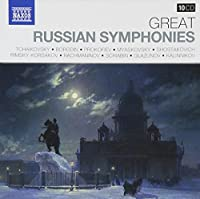 Great Russian Symphonies  (10cd Box)