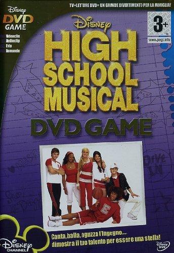 High School Musical(Dvd-game)
