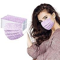 マスク 50枚 使い捨てマスク 不織布 マスク クリスマス 不織布 3層構造 男女兼用 飛沫防止 通気性 立体レギュラーサイズ 花粉対策 風邪予防 防塵 超快適マスク ほこり 通勤 プリーツ型 耳が痛くならない 快適 高密度フィルター (01#)