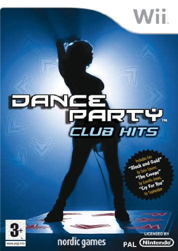Dance party : club hits [import anglais]