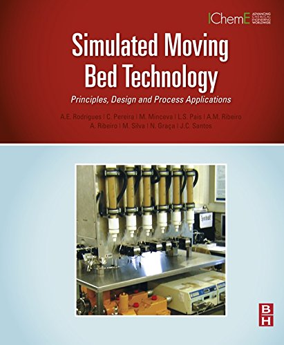 Simulated Moving Bed Technology: Principles, Design and Process Applications (English Edition)