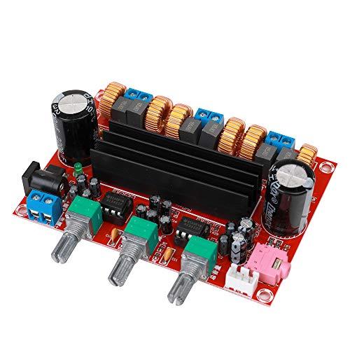 Gearwoo TPA3116D2 2 * 50W+100W 2.1 Channel Digital Subwoofer Power Amplifier...