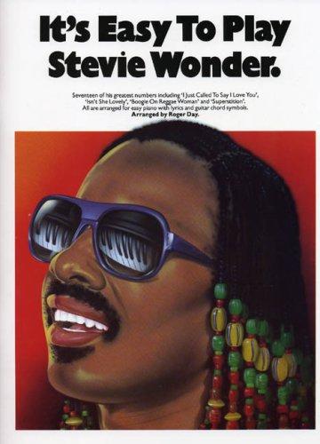 It\'S Easy To Play Stevie Wonder
