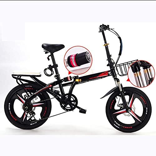Bicicleta sin pedales ni ntilde os eléctricos plegable adulto ligera monta ntilde...