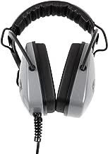 DetectorPro Gray Ghost Amphibian II Headphones for Garrett AT Pro/Gold and Infinium Metal Detectors