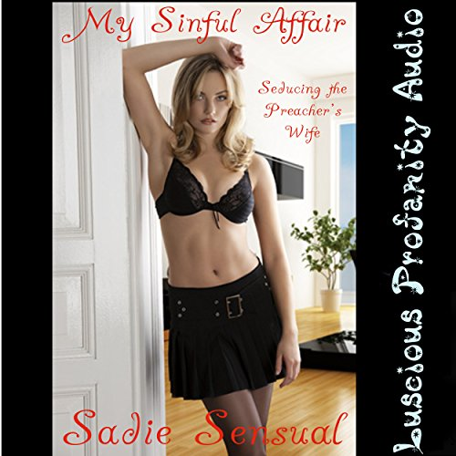 My Sinful Affair audiobook cover art