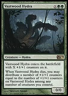 Magic: the Gathering - Vastwood Hydra (198/249) - Magic 2014 - Foil