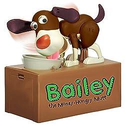Best Mechanical Piggy Banks Review - Leading Edge Novelty Dog