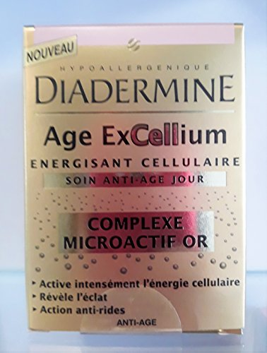 Diadermine Age ExCellium Energizante Celular Antiedad Día 50 ml