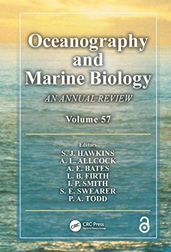 Oceanography and Marine Biology: An Annual Review, Volume 57 (Oceanography and Marine Biology - An A