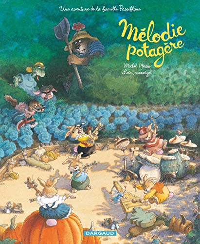 Mélodie Potagère - tome 0 - Mélodie potagère