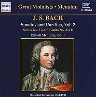 Sonatas & Partitas 2
