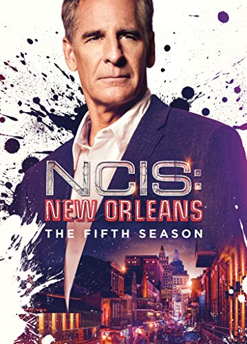 Dvd - Ncis: New Orleans: The Fifth Season (6 Dvd) [Edizione: Stati Uniti] (1 DVD)