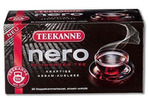 Teekanne Nero Schwarztee