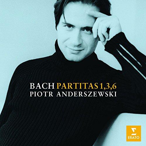 Bach: Partitas Nos. 1 3 & 6