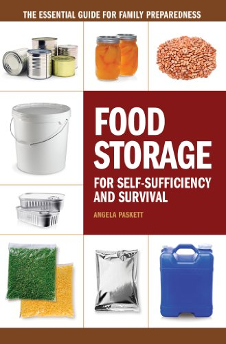 Best Food Storage for Self Sufficiency And Survivals