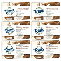 Tom's of Maine Coconut with virgin oil soap bar