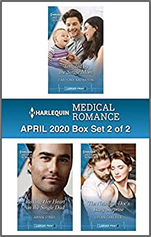 Harlequin Medical Romance April 2020 - Box Set 2 of 2 by [Caroline Anderson, Annie O'Neil, Susan Carlisle]