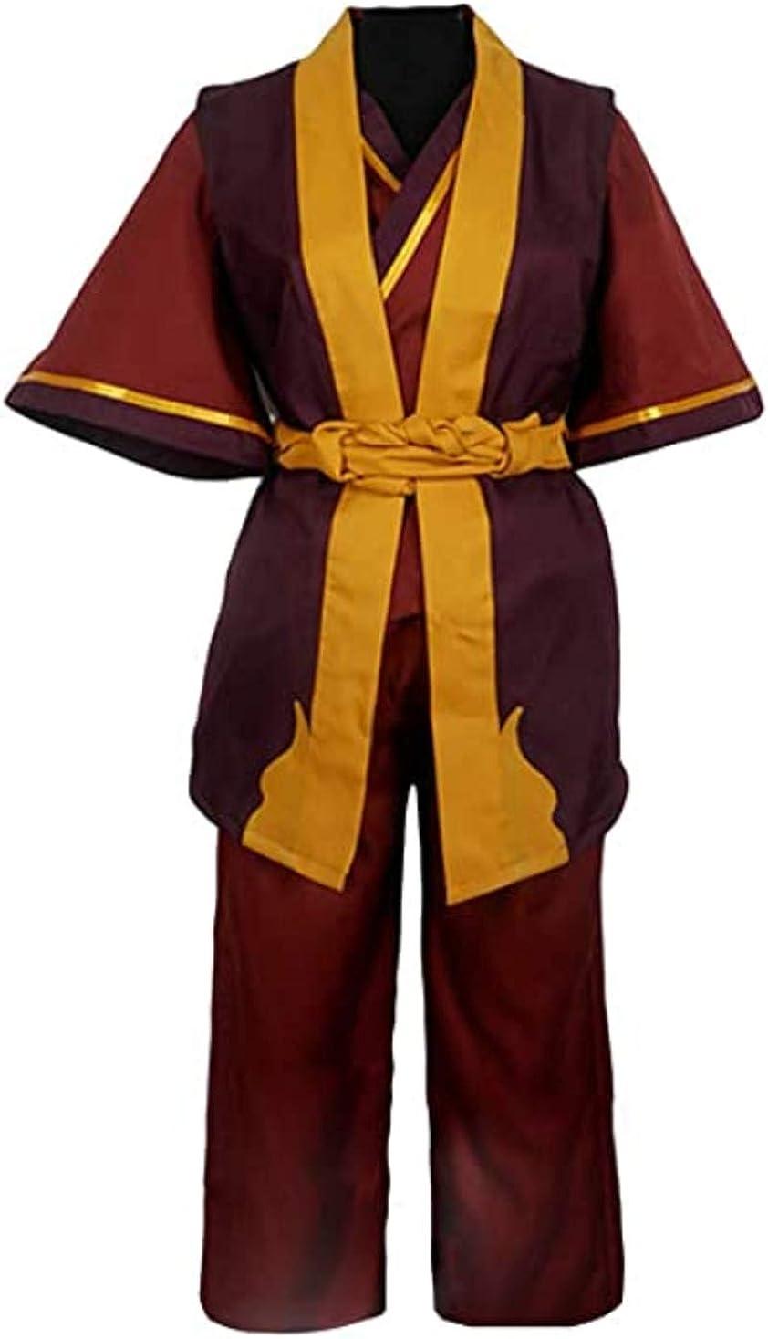 Limited Special Price Vamy The Last Airbender Zuko Prince Uniform Cosplay Costume Regular dealer