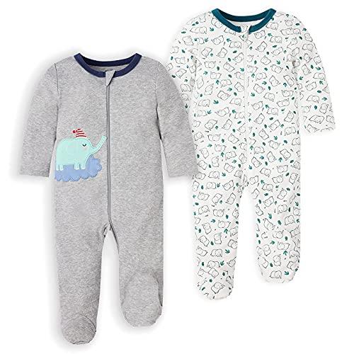 Froerley Tutine Neonato 0-3 mesi, Pagliaccetto Neonato, Abbigliamento bimba, Pagliaccetto Neonata, Pigiama Neonato, Abbigliamento Neonato Maschio