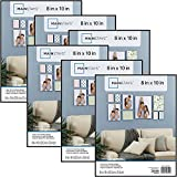 Mainstays 8x10 Picture Frames, Set of 6 by Mainstays