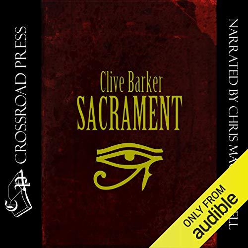 Sacrament audiobook cover art