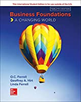 ISE Business Foundations: A Changing World