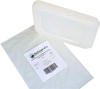 Jabón base de glicerina, transparente/blanco (libre de SLS