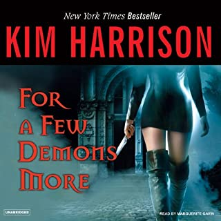 For a Few Demons More audiobook cover art