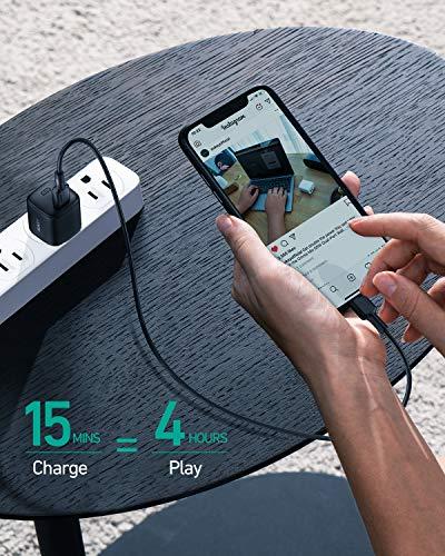 AUKEYOmniaMini20W超小型USBC急速充電器PD充電器PowerDelivery3.0iPhone12Pro/12ProMax/iPhone12/iPhone12Mini/iPadPro/iPhone11ProMax/iPhoneXProMax/iPhone8Plusその他対応ブラック