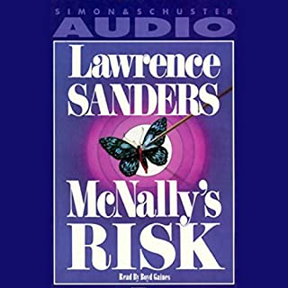 McNally's Risk audiobook cover art