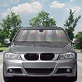 Sumex Laser10 - Parasol Delantero 'Laser Sun', ' M' 145X60 cm, Homologado, Alta Calidad, Refleja El Sol