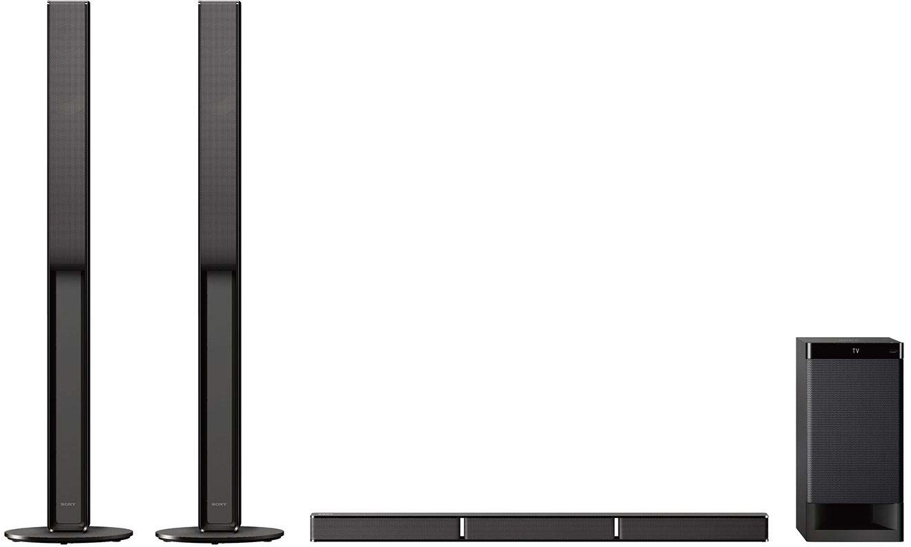 Sony HT-RT40 Real 5.1ch Dolby Digital Tall boy Soundbar Home Theatre System