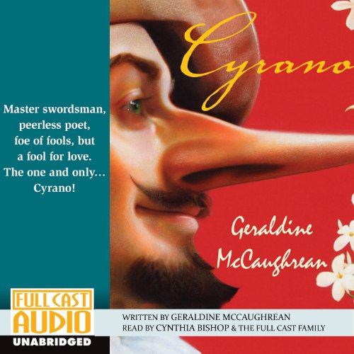 Cyrano audiobook cover art